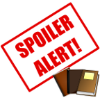 "Logo des Podcasts ""Spoiler Alert"""